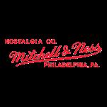 mitchell and ness Logo